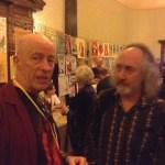 John Seabury and friend