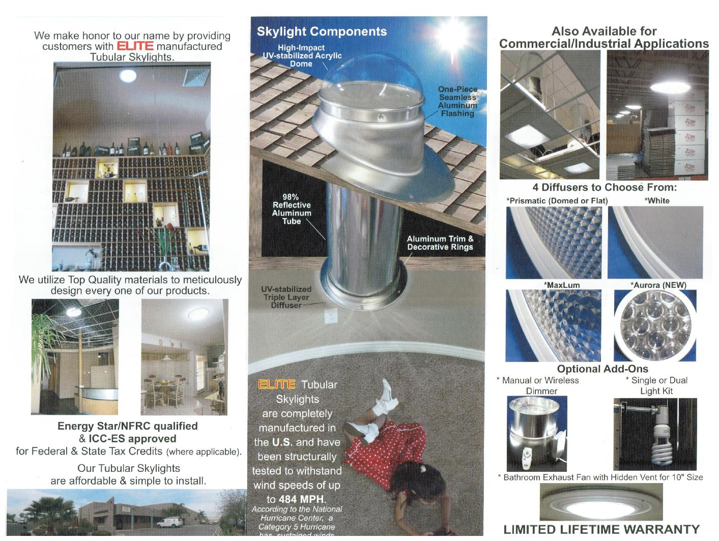 Skylight Tube Tubular Skylights Tucson Skylight Specialist