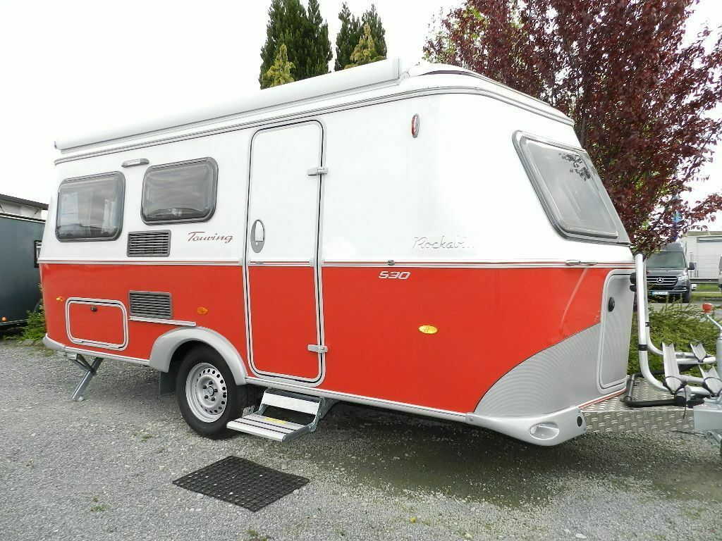 New Travel Trailer Hymer Eriba Hymercar Touring 530 Rockabilly Top Ausstattung From Germany For Sale At Truck1 Nigeria Id 5090457
