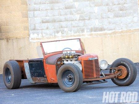Roadster Pickup Rat Rod