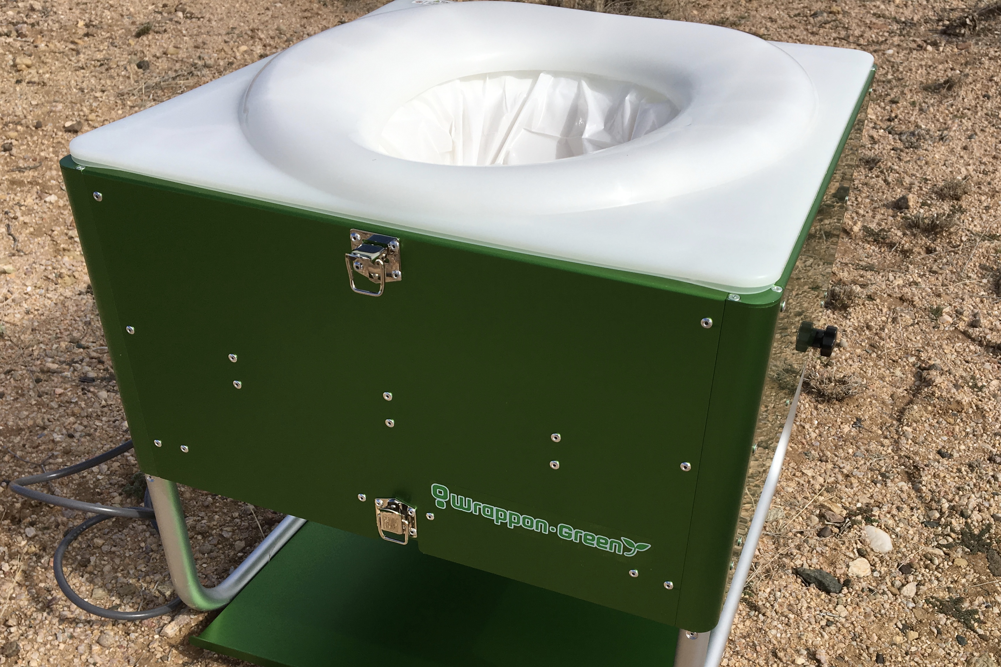 Review Of The Wrappon Green Tear And Seal Toilet Truck Camper Adventure