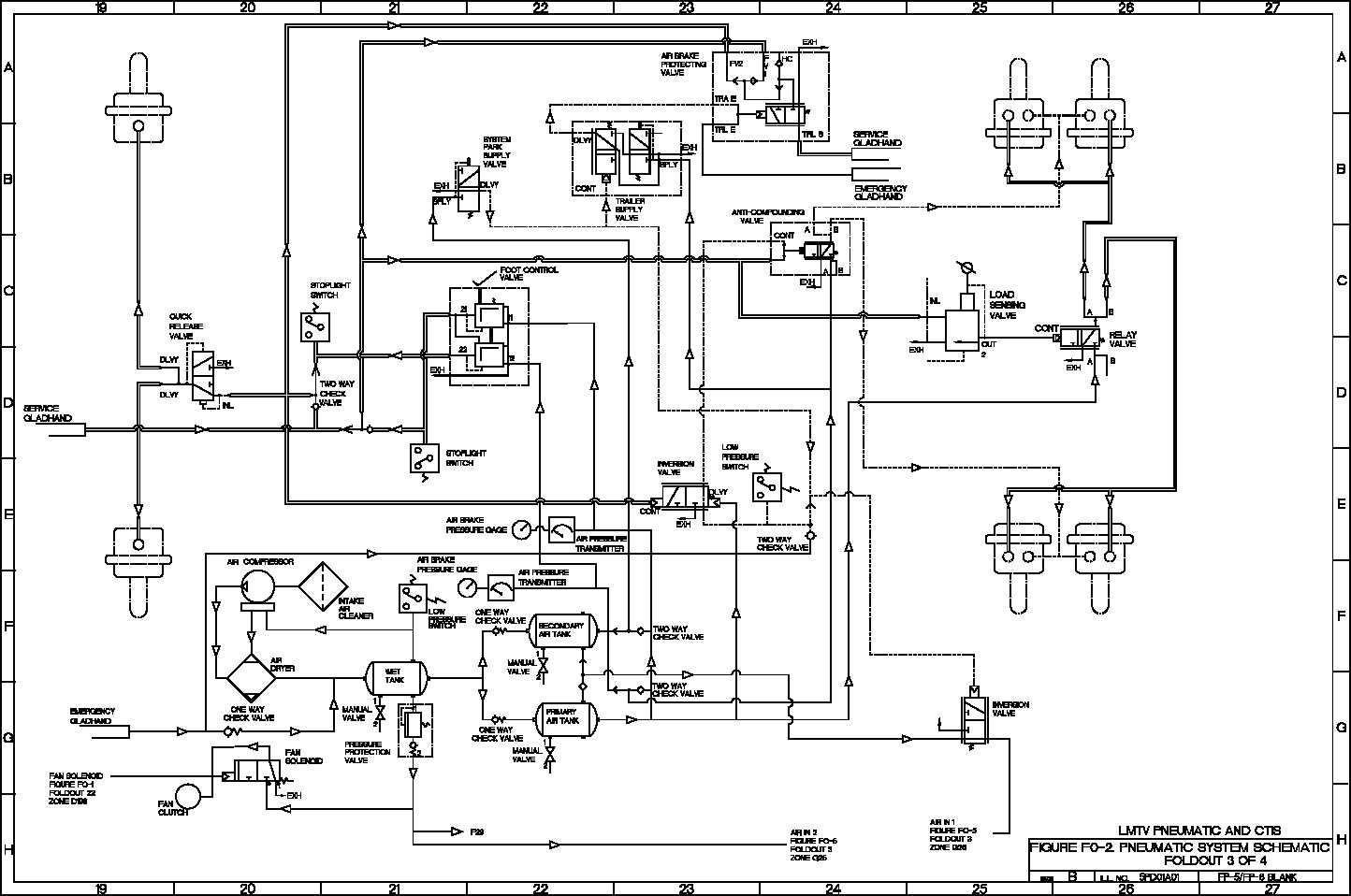 wire schematics m1078