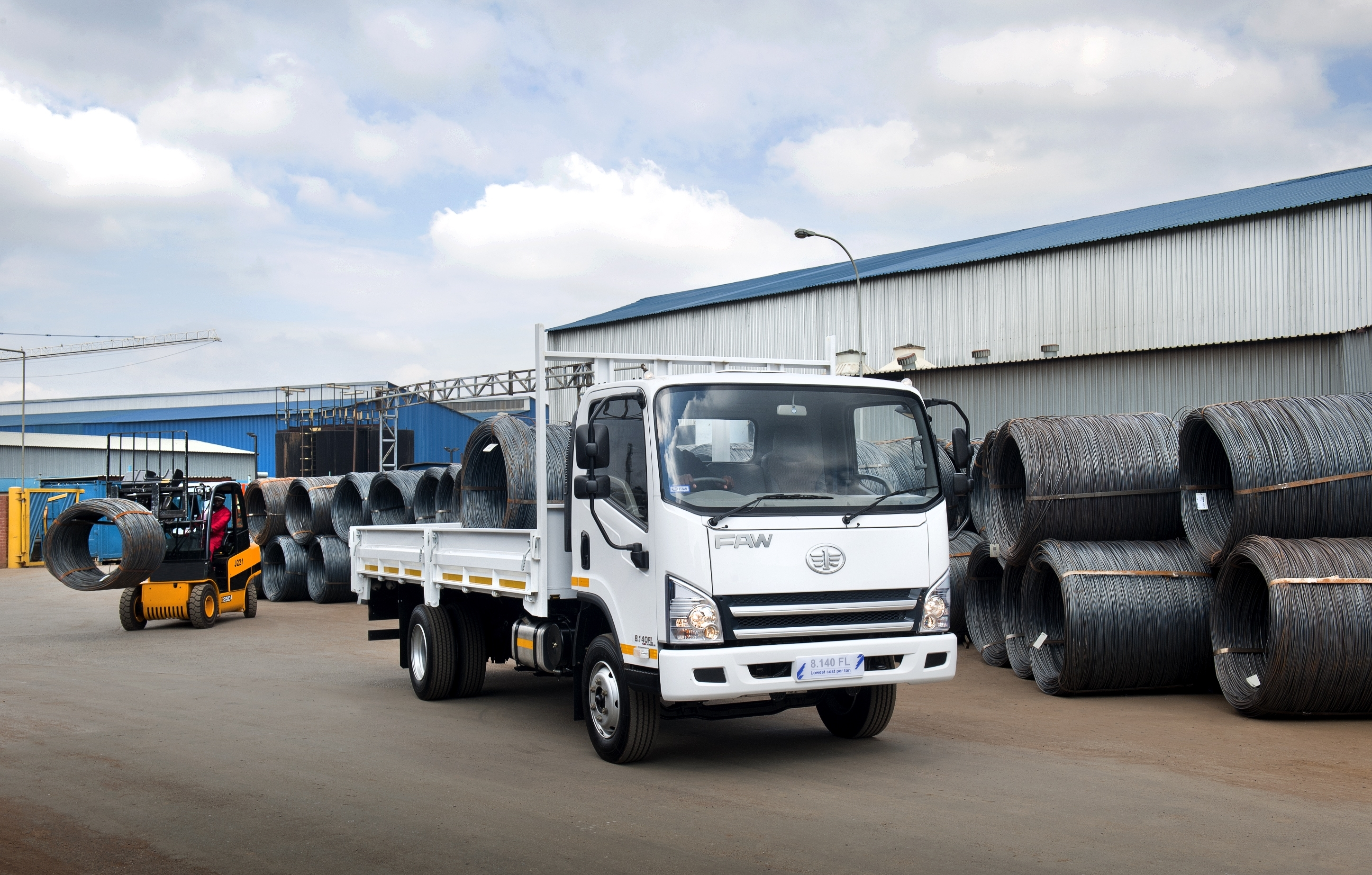 Faw Vehicle Manufacturers South Africa Trucks And Heavy Equipment Digital