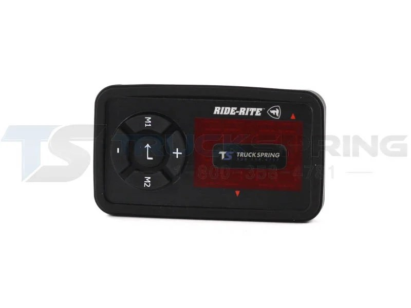 Air Ride Compressor 2802 Firestone Ride Rite Rear Air Bag Kit With Wireless
