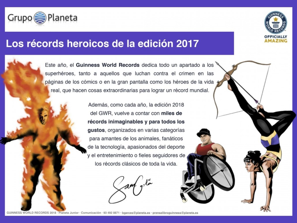 Libro Record Guinness 2017 Guinness World Records 2018 Un Libro Fascinante