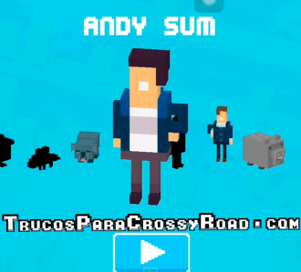 Desbloquear a Andy Summ