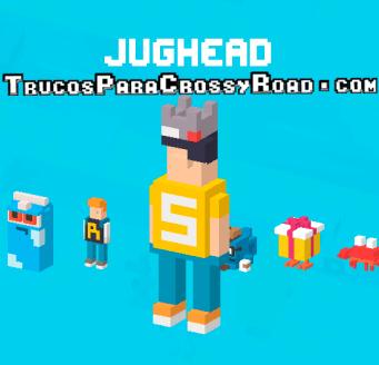 Como Desbloquear a JugHead