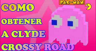 Como Desbloquear a Pinky en Crossy Road PacMan