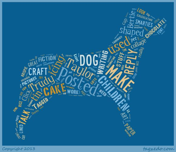 tagxedo dog trudyktaylor blog5