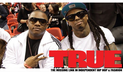 Mack Maine Lil Wayne Celebrate