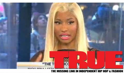 Nicki Today Show