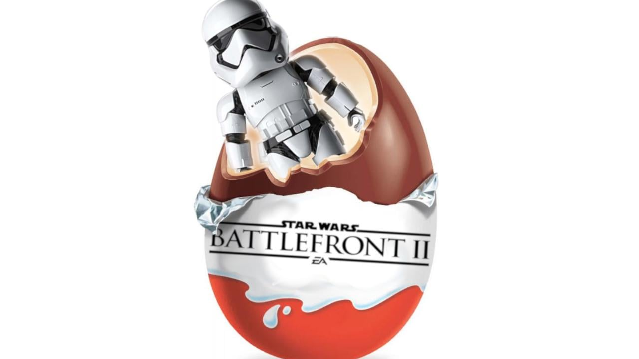 Kinder Egg Illegal Ea Have Compared Loot Boxes To Kinder Eggs And I Agree With