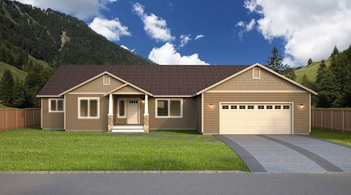 juniper ridge rambler home plan wainsford rambler home plan