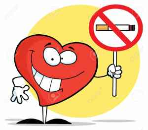 heart health benefits of quitting smoking