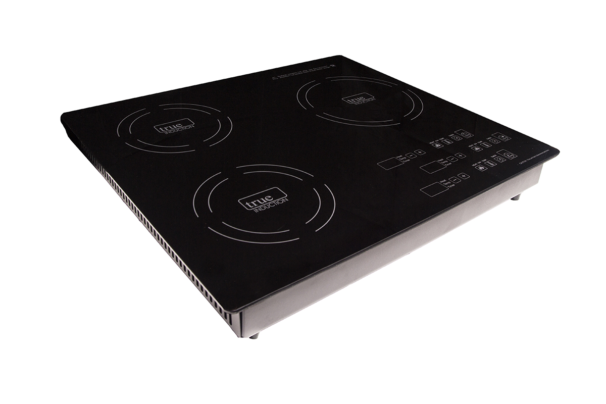 Induction Cooktop Triple Burner Induction Cooktop