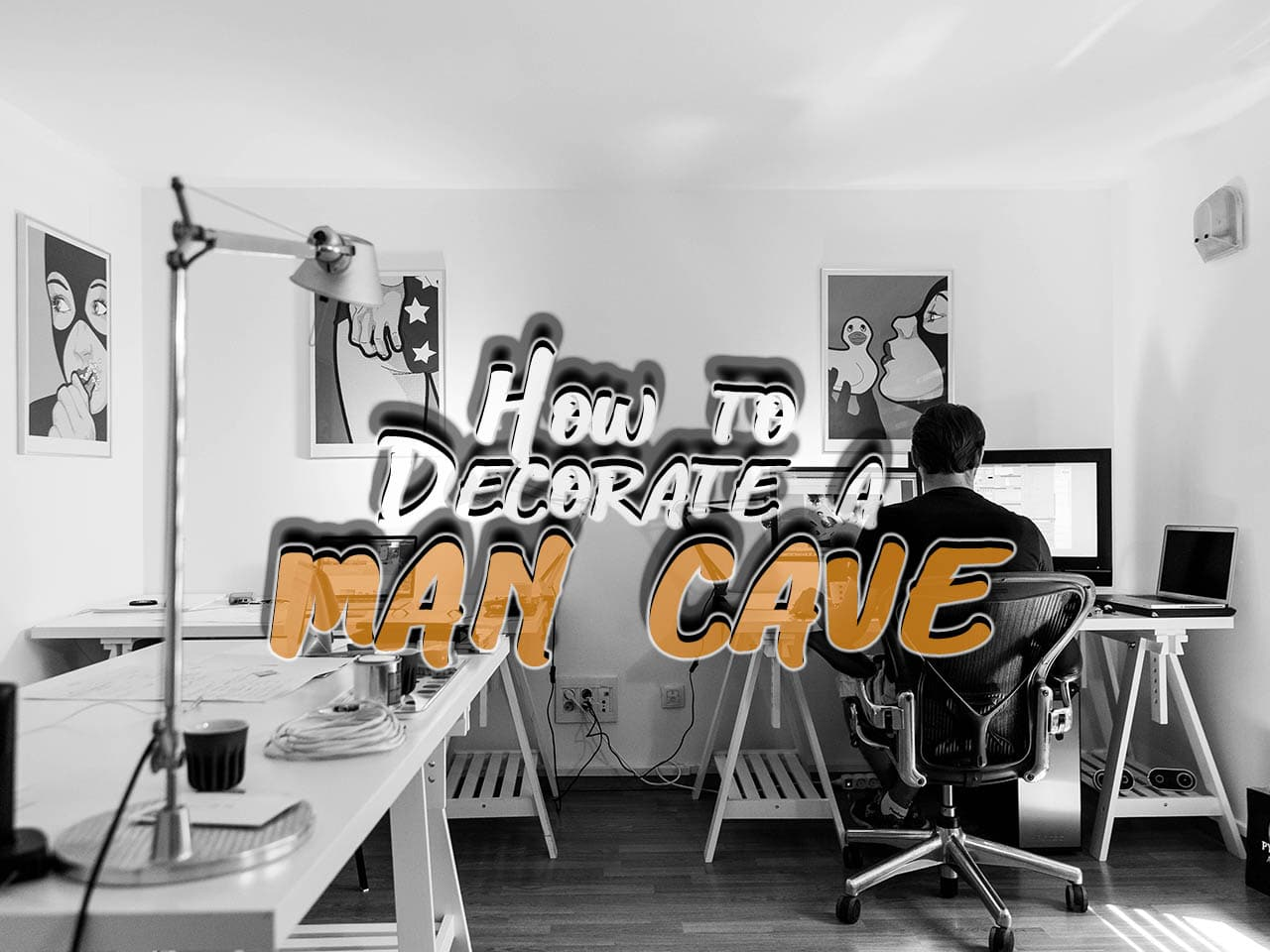 Garage Man Cave Extension How To Decorate A Man Cave Truemancave