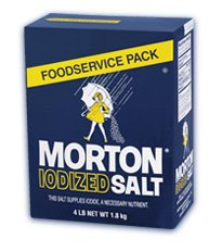 Morton Iodized Salt Selenium Hashimotos