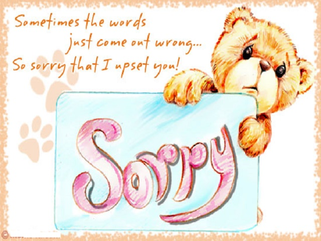Apology And Sorry Cards \u2013 Lovely Messages - apology card messages