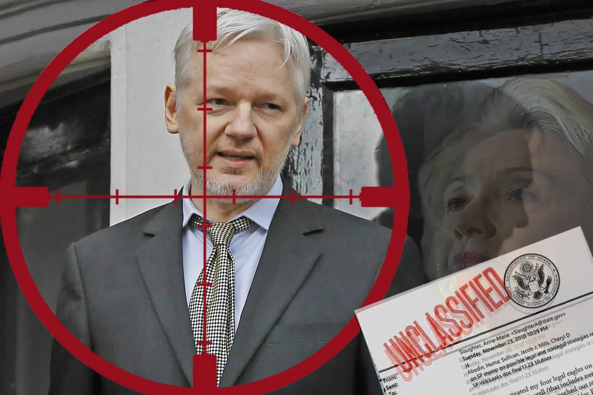 As Secretary Of State, Hillary Clinton Seriously Proposed Killing Wikileaks Founder Julian Assange With a Drone Strike. Good Judgement or Bad Judgement?