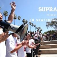 Go Skateboarding Day with Supra Footwear