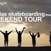 Adidas Skateboarding in Finland
