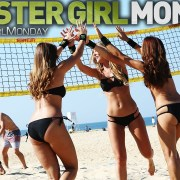 Monster Girls vs. Skaters Volleyball Showdown