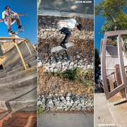 VENTURE TRUCKS : LA TO THE BAY