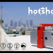 Introducing the Hotshot Phone Handle
