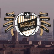 adidas Skateboarding Away Days Tour