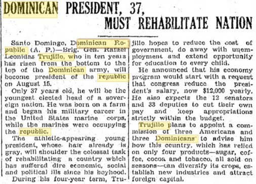 1930 win-trujillo US marine article 3
