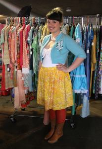 Michelle at Bolted Vintage