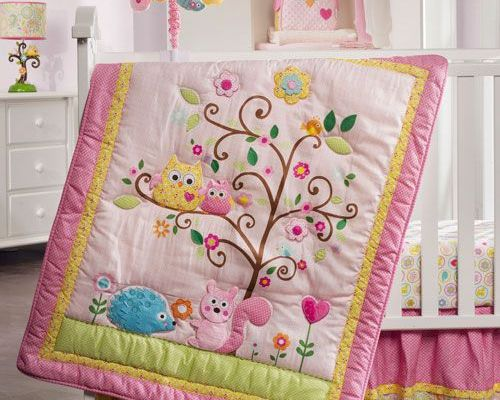 Eggroll's Nursery Inspiration & My To Do List