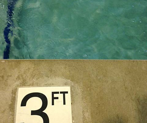 Third Trimester Workout – Jump in the Pool!