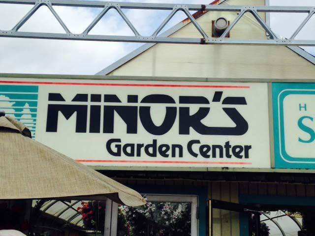 Minors Garden Center
