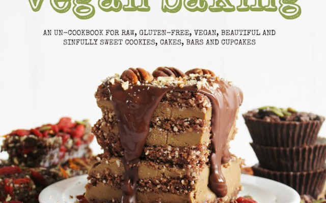 What I'm Reading: Rawsome Vegan Baking