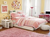 Trundle Beds with Trundle Teenage Girls Bedroom Design ...