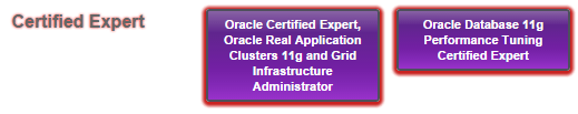 Oracle Database Cert