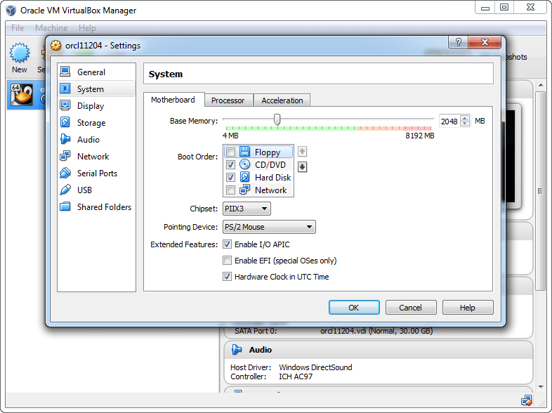 Oracle VirtualBox 13