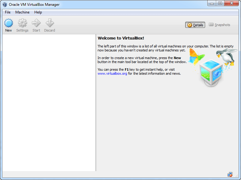 Oracle VirtualBox 3