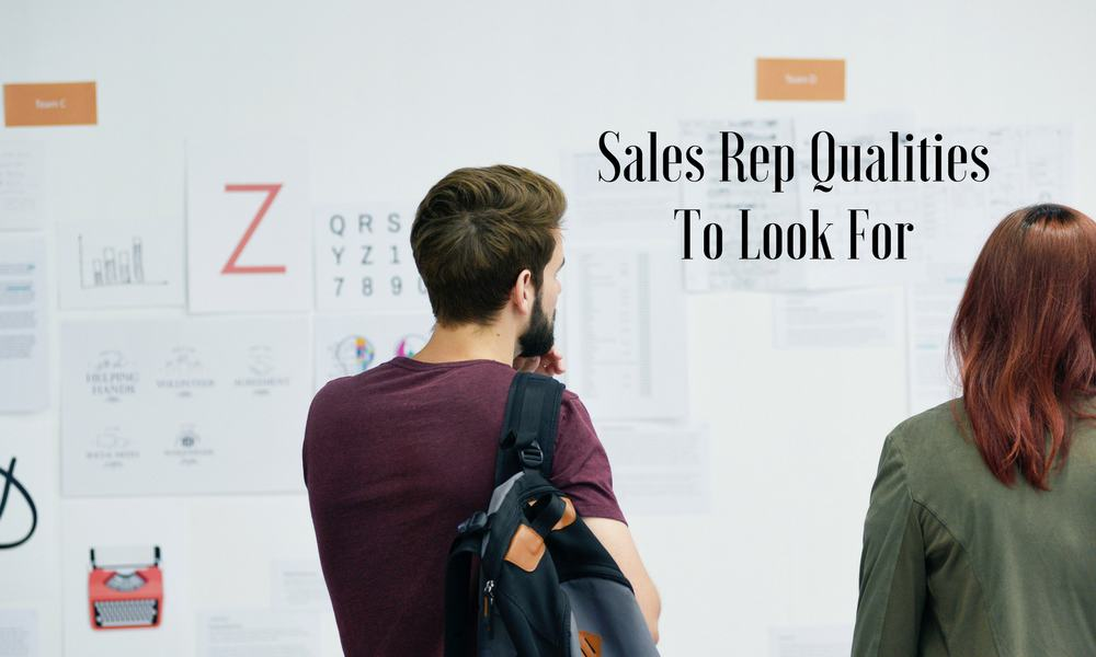 Sales Rep Qualities To Look For When Hiring TruPath Search