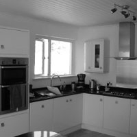 Modern Kitchen, Perranwell.