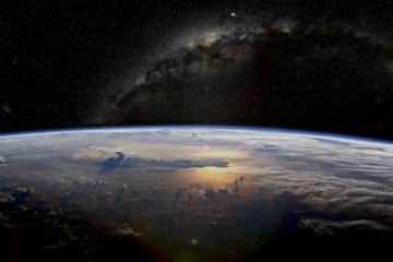 terre espace galaxie hubble télescope