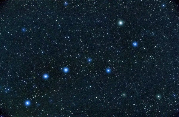 constellation astronomie astre grande ourse