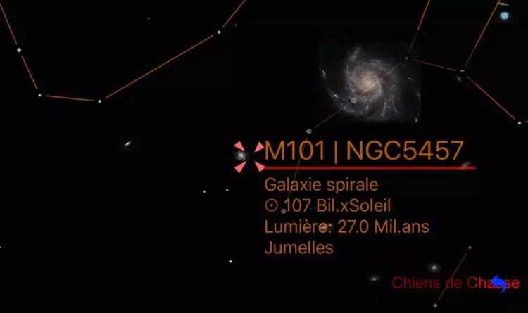 universe2go u2go omegon trustmyscience concours jeu package test review réalité augmentée planetarium vue rendu view