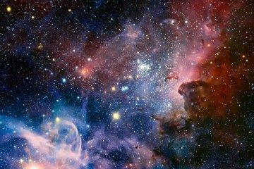 matière noire univers galaxie