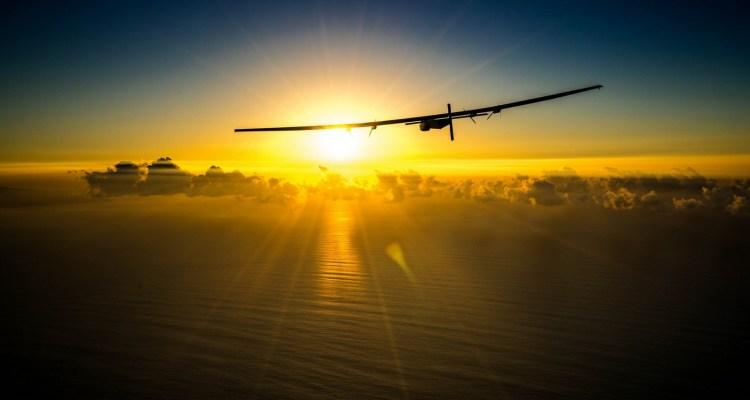 Solar Impulse 2 SI2 betrand piccard hawaii avion solaire