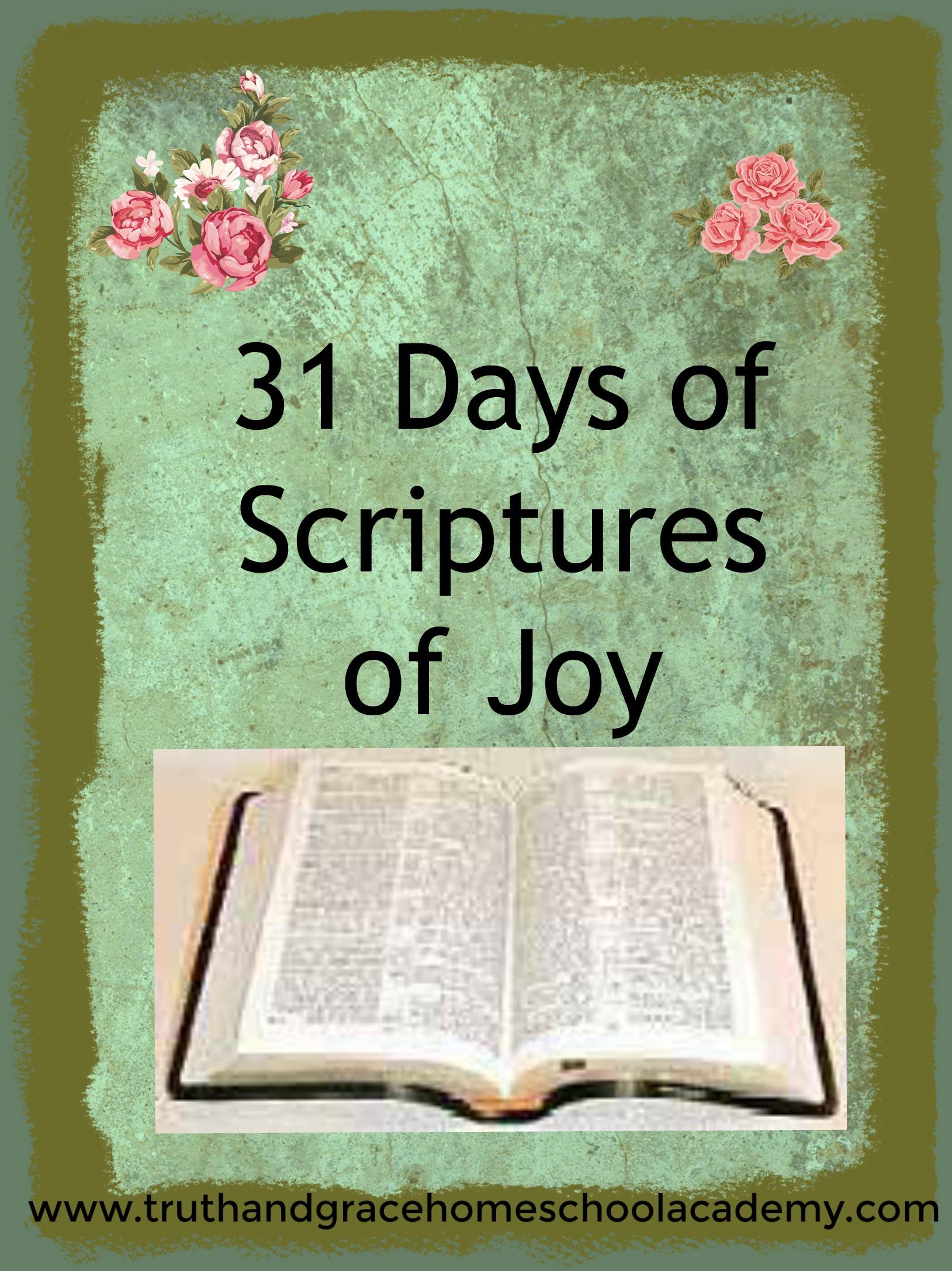 Contemporary Morning 2016 Scriptures Joy Series Truthandgracewritingandlifecoaching Scriptures On Joy King James Version Scriptures On Joy Comes Join Me inspiration Scriptures On Joy