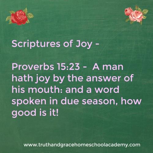Assorted Joy Day Proverbs Scriptures On Joy Comes Scriptures Morning Heavensinspirationsword Joyml Joy Day Proverbs Scriptures