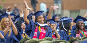 A Look at African Americans in College