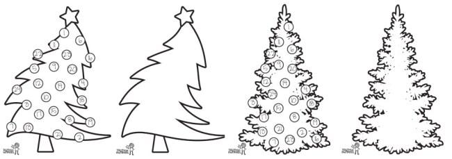 printable-trees